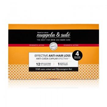 Tratament anticadere (4 fiole x 10 ml), Nuggela & Sule