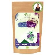 Alfalfa (lucerna) pulbere (125 grame)
