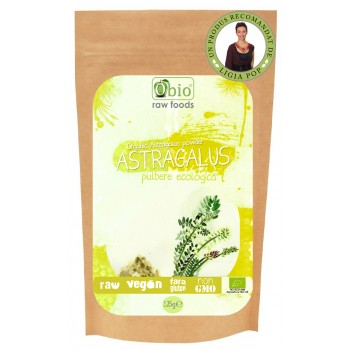 Astragalus pulbere raw (125g)