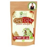 Camu camu pulbere raw bio (60 grame)