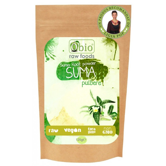 Suma root pulbere (125 grame)