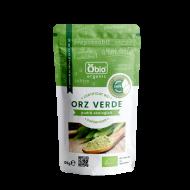 Pulbere de orz verde raw bio (125 grame)