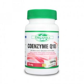 Coenzima Q10 30 mg (60 capsule), Organika Canada