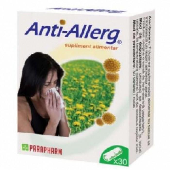 Quantumpharm, Anti-Allerg (30 capsule)