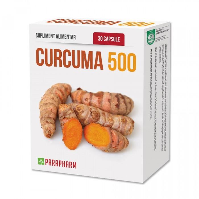 Quantumpharm, Curcuma 500 (30 capsule)