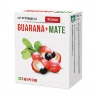 Quantumpharm, Guarana + Mate (30 capsule)