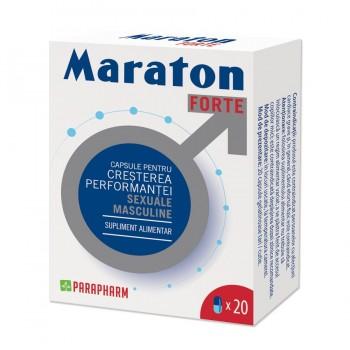 Maraton forte (20 capsule), Parapharm