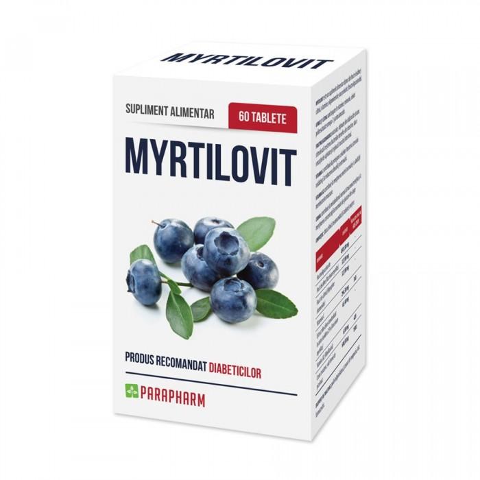 Quantumpharm, Myrtilovit (60 capsule)