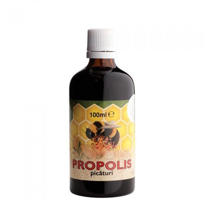 Quantumpharm, Propolis Picaturi (100 ml)