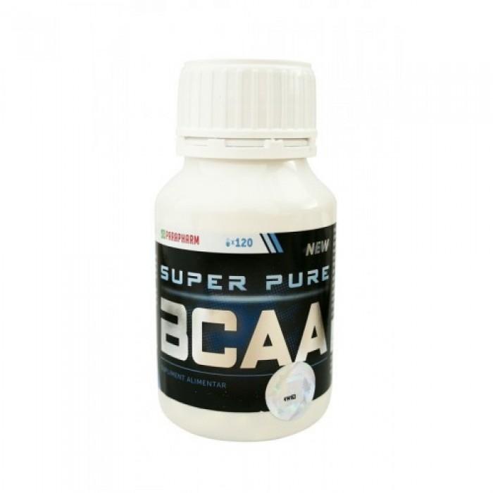 Quantumpharm, Super Pure BCAA (120 capsule)