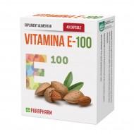 Quantumpharm, Vitamina E (40 capsule)