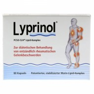 Lyprinol (60 capsule gelationoase), Pharmalink International