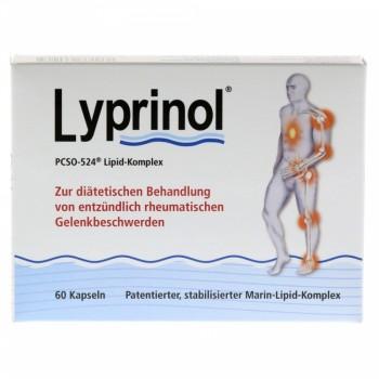 Lyprinol (60 capsule gelationoase), Pharmalink International
