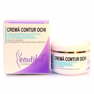 Crema contur ochi cu Antioxivita (50 ml), Beautiful Cosmetics