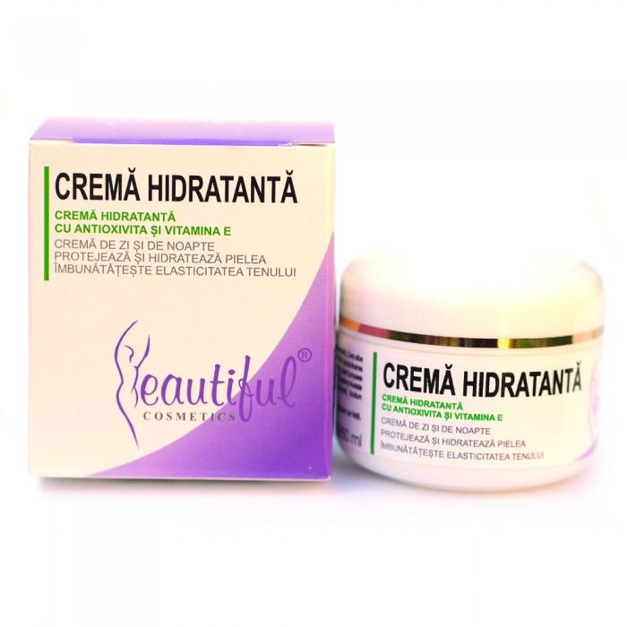 Crema hidratanta cu Antioxivita (50 ml), Beautiful Cosmetics
