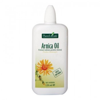 Arnica Oil (120 ml), Plantextrakt