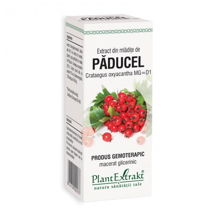 Extract din mladite de paducel - Crataegus Oxyacantha MG=D1 (50 ml), Plantextrakt