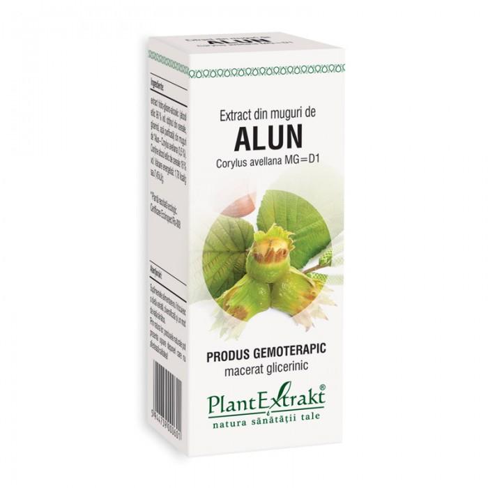 Extract din muguri de alun - Corylus Avellana MG=D1 (50 ml), Plantextrakt
