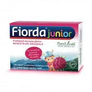 Fiorda Junior - aroma de zmeura (15 comprimate), Plantextrakt