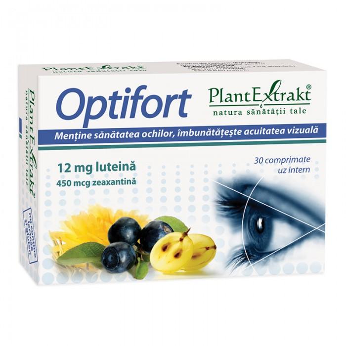 Optifort (30 capsule), Plantextrakt