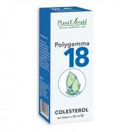 Polygemma 18 - Colesterol (50 ml), Plantextrakt