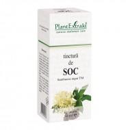 Tinctura de soc - Sambucus Nigra TM (50 ml), Plantextrakt