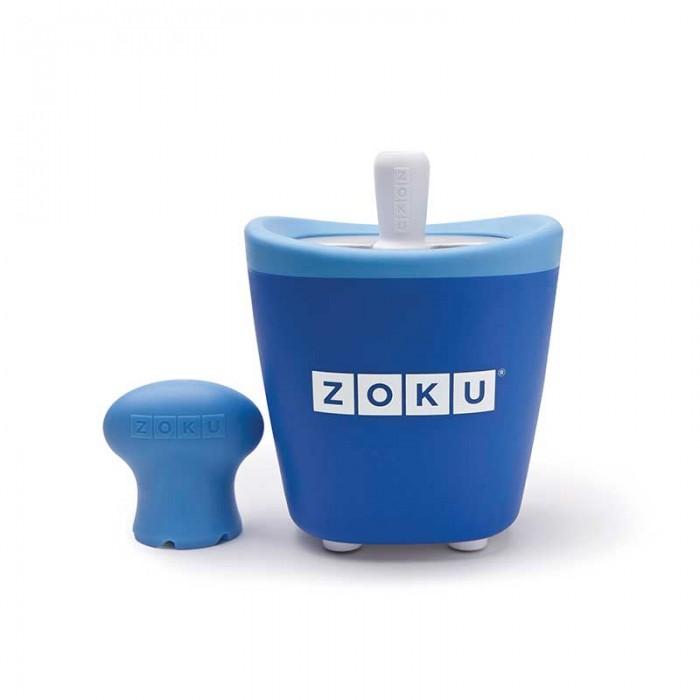 Dispozitiv pentru preparare inghetata 1 incinta Zoku ZK110 albastru