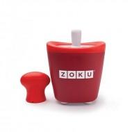 Dispozitiv pentru preparare inghetata 1 incinta Zoku ZK110 rosu