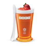 Pahar pentru shake Zoku ZK113 portocaliu