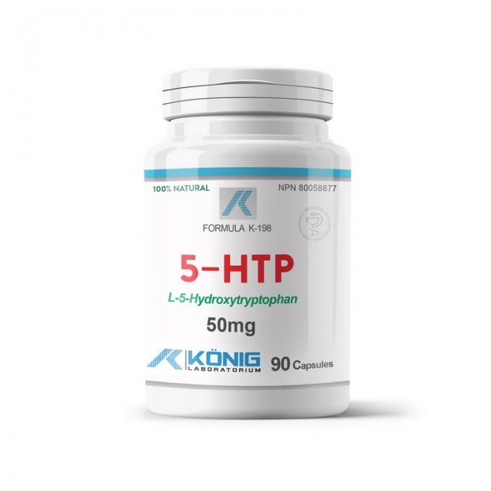 5-HTP 50 mg (90 capsule), Konig Laboratorium