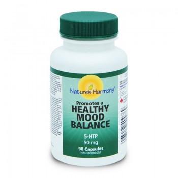 5-HTP 50 mg (90 capsule), Natures Harmony