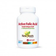 Acid folic active (noul Synfolate) 1 mg (60 capsule), New Roots