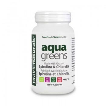Aqua Greens (180 capsule), Prairie Naturals