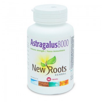 Astragalus 8000 mg (90 capsule), New Roots