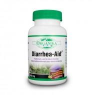 Anti-diareic 600 mg (60 capsule), Organika Canada