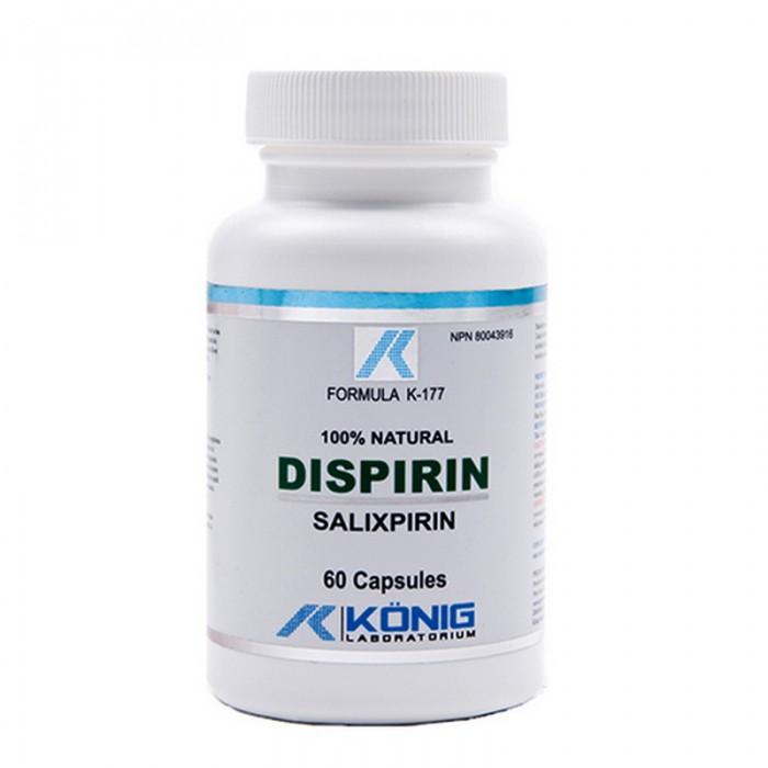 Dispirin Salixpirin (60 capsule), Konig Laboratorium