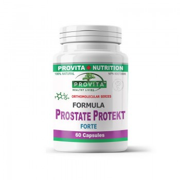 Prostate Protekt Forte (60 capsule), Provita Nutrition