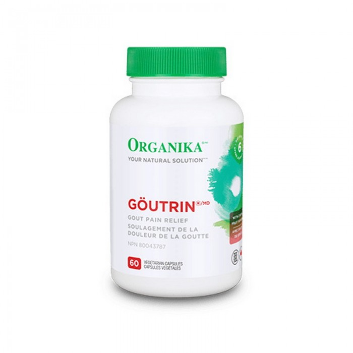 Goutrin (60 capsule), Organika Canada