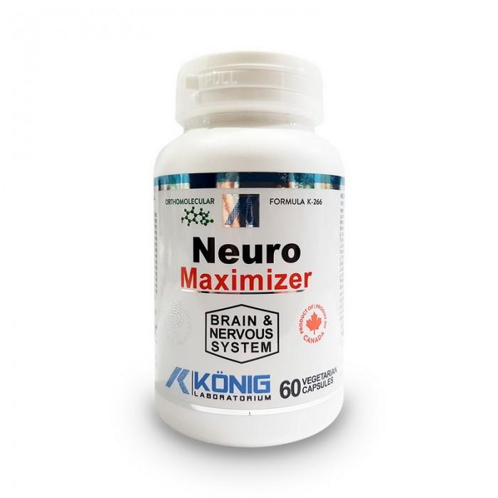 Neuro Maximizer (60 capsule), Konig Laboratorium