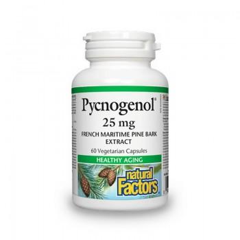 Pycnogenol 25 mg (60 capsule), Natural Factors