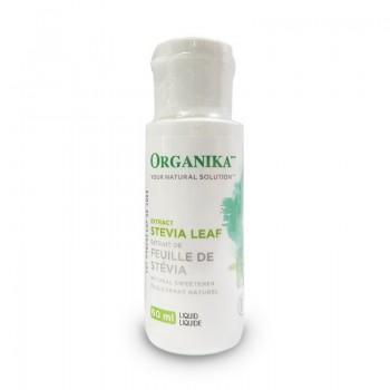 Extract de stevia indulcitor natural (60 ml), Organika Canada