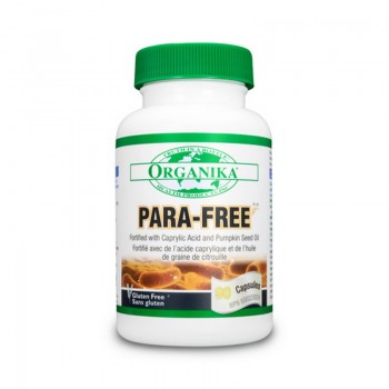Para-Free Forte (90 capsule), Organika Canada