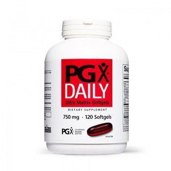 PGX Daily 750 mg (120 capsule), Natural Factors