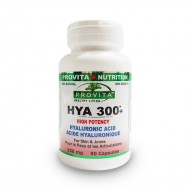 HYA-300 Acid Hialuronic super pur 350 mg (90 capsule), Provita Nutrition