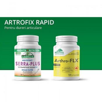 Protocol Artrofix Rapid pentru dureri articulare, Provita Nutrition