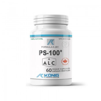 PS 100+ (60 capsule), Konig Laboratorium