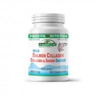Colagen din somon salbatic 300 mg (90 capsule), Provita Nutrition