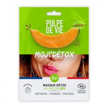 Masca detoxifianta, anti-poluare Moji Detox, Pulpe de Vie