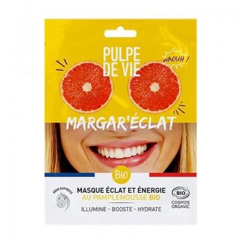 Masca energizanta iluminatoare Margar Eclat, Pulpe de Vie