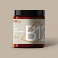 Puori Vitamina B12 Vegan Afine Salbatice (20 pliculete), Puori